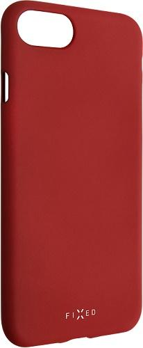 Fixed Story pouzdro pro Samsung Galaxy A71, červená