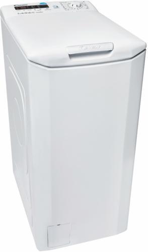CANDY CST G370D-S, Smart pračka plněná shora