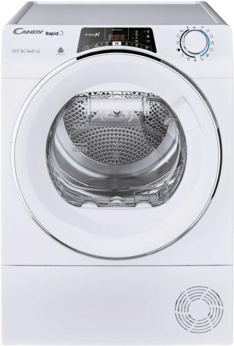 CANDY RO H9A2TCEX-S, smart sušička prádla