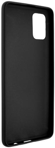 FIXED Story zadní kryt pro Samsung Galaxy A51, černá