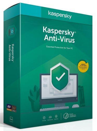 Kaspersky Anti-Virus 2020 Obnova Box 1Z/1R