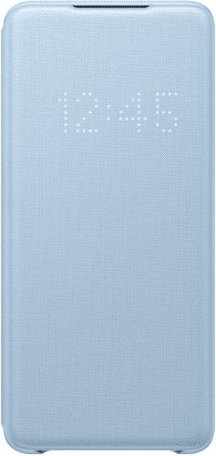 Samsung LED View Cover pro Samsung Galaxy S20 Ultra, modrá