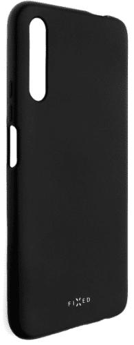 FIXED Story silikonový zadní kryt pro Huawei P Smart Pro 2019, černá