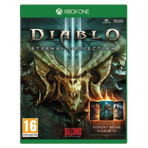 Diablo III Eternal Collection Xbox One hra