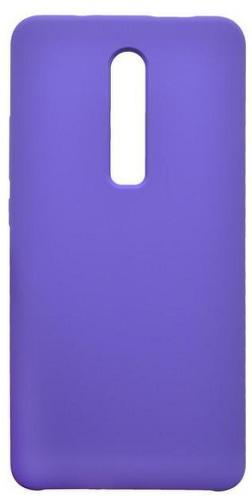 Mobilnet silikonové pouzdro pro Xiaomi Mi 9T, fialová