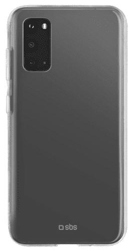 SBS Skinny pouzdro pro Samsung Galaxy S20, transparentní