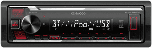 KENWOOD ELECTRONICS KMM-BT206
