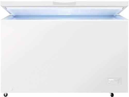 ZANUSSI ZCAN38FW1, bílá truhlicová mraznička