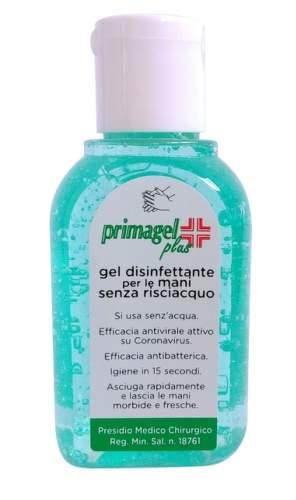 Primagel Allegrini 50ml, Dezinfekční gel