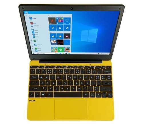 Umax VisionBook 12Wa žlutý