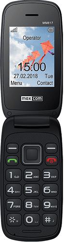 Maxcom Comfort MM 817 červený