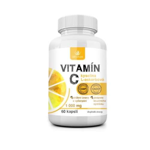 Allnature vitamín C 1000 mg 60 kapslí doplnok stravy