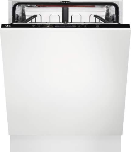 AEG FSB53637P, Vstavaná umývačka riadu