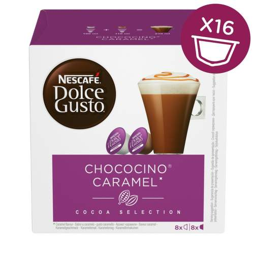 Nescafé Dolce Gusto Chococino Caramel 16 ks