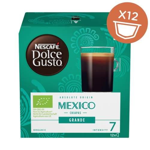 Nescafé Dolce Gusto Mexico 12 ks