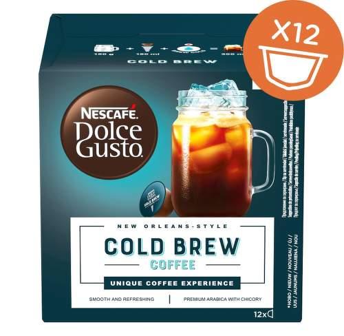 Nescafé Dolce Gusto Cold Brew kapsulová káva (12ks)