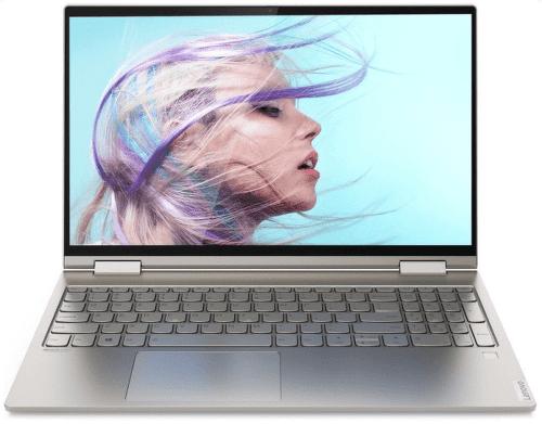 Lenovo Yoga C740-15IML 81TD005ACK zlatý