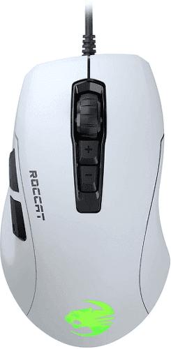Roccat Kone Pure U-Light bílá