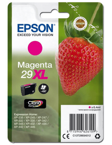 Epson 29XL purpurová