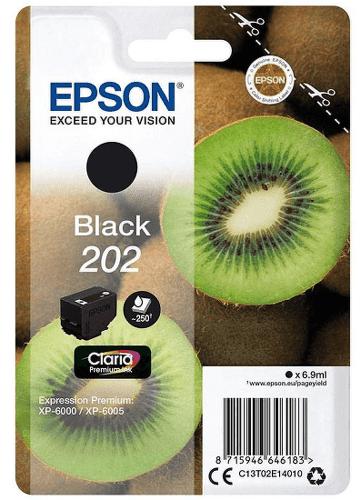 Epson 202 černá