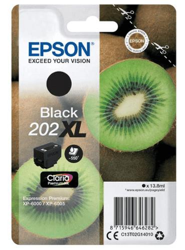 Epson 202 XL černá