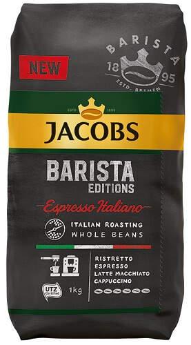 Jacobs Barista Espresso Italiano zrnková káva (1kg)