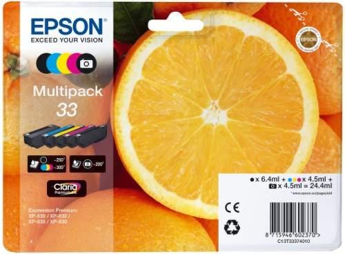 Epson 33 Multipack