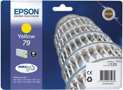 Epson 79 Yellow