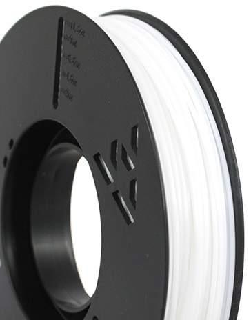 Panospace PLA 1,75mm/326g bílý filament