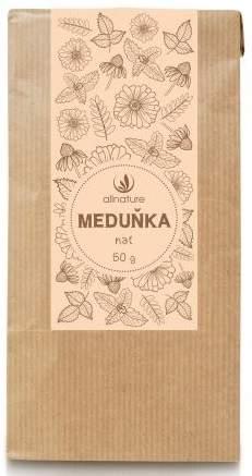 Allnature Meduňka ňať 50 g
