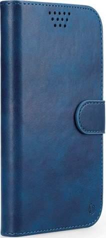 Aligator UNI-FIX flipové pouzdro XL, modrá