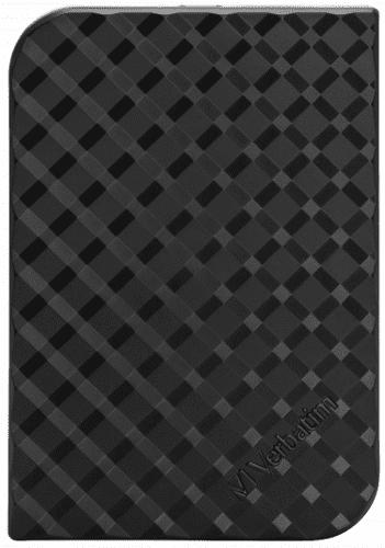 Verbatim Store 'n' Go SSD 512GB USB 3.2 černý