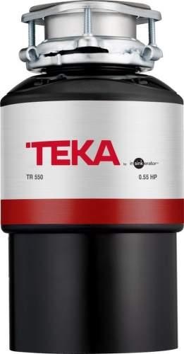 TEKA TR 550, Drtič odpadu