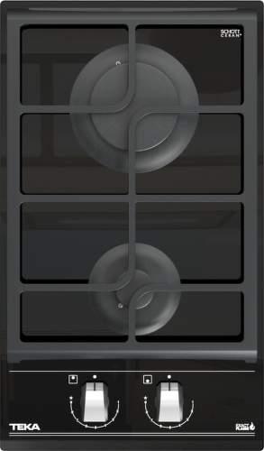 TEKA GZC 32300 XBN, černá plynová varná deska