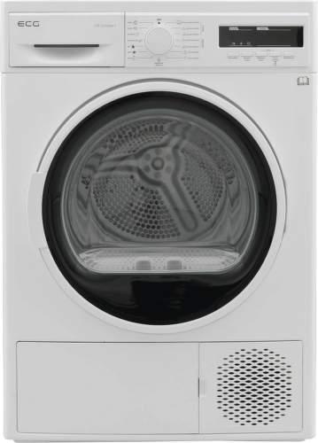 ECG ETF 1270 DA++, bílá sušička prádla