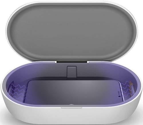 SBS sterilizační UV lampa pro chytrý telefon 10W