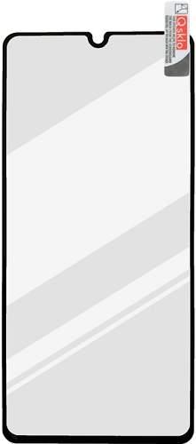 Qsklo 2,5D ochranné tvrzené sklo pro Samsung Galaxy A41, černá