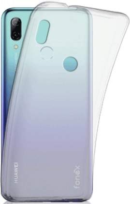 Fonex TPU pouzdro pro Huawei P Smart 2019/Honor 10 Lite, transparentní
