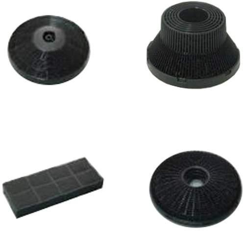 Teka CNL1C, Uhlíkový filtr