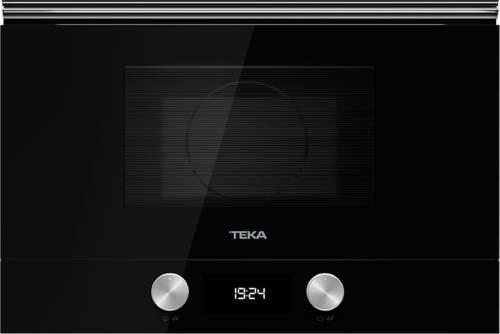TEKA ML 8220 BIS L BK, černá vestavná mikrovlná trouba