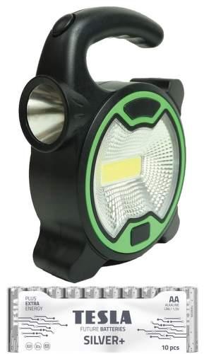 Power+ LED +10 AA