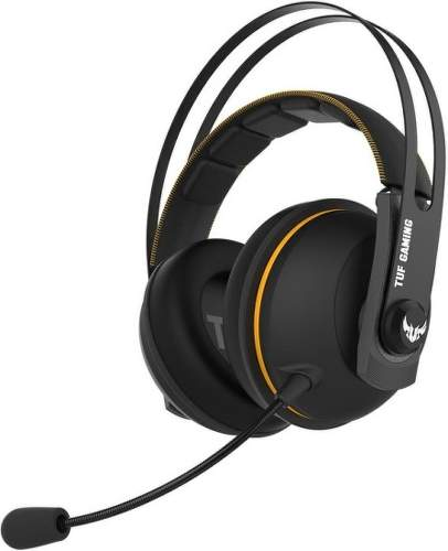 Asus TUF Gaming H7 Wireless černo-žlutý