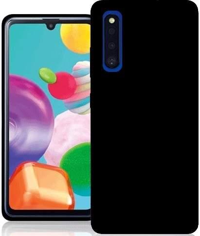 Fonex TPU pouzdro pro Samsung Galaxy A41, černá