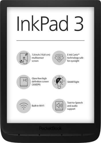 PocketBook 740 InkPad 3 černá
