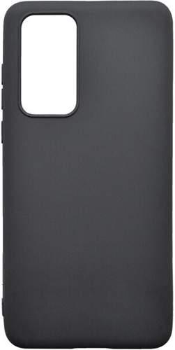 Mobilnet gumové pouzdro pro Huawei P40, černá