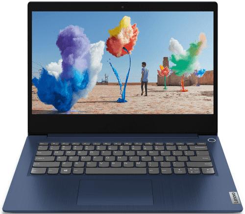 Lenovo IdeaPad 3 14ADA05 81W0006QCK modrý