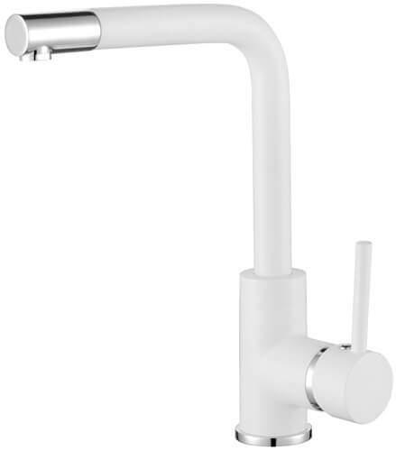 Concept BDG4327wh vodovodní baterie, bílá