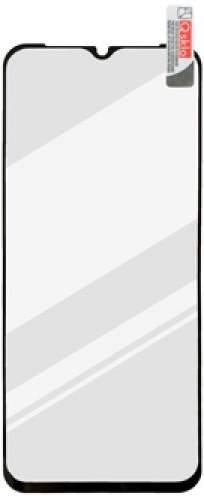 Mobilnet 2,5D skleněná fólie pro Motorola G8 Power Lite, černá