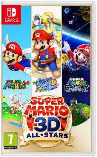 Super Mario 3D All Stars - Nintendo Switch hra