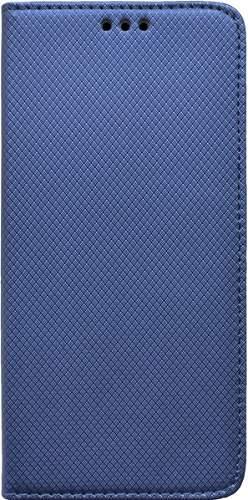 Mobilnet flipové pouzdro pro Xiaomi Note 9, modráMobilnet flipové pouzdro pro Xiaomi Redmi Note 9, modrá